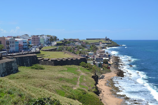 Old San Juan's Forts: The Best Views on the Island | Tall Girl Big World