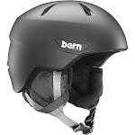 Bern Weston Jr. Helmet-Matte Black-XS-S