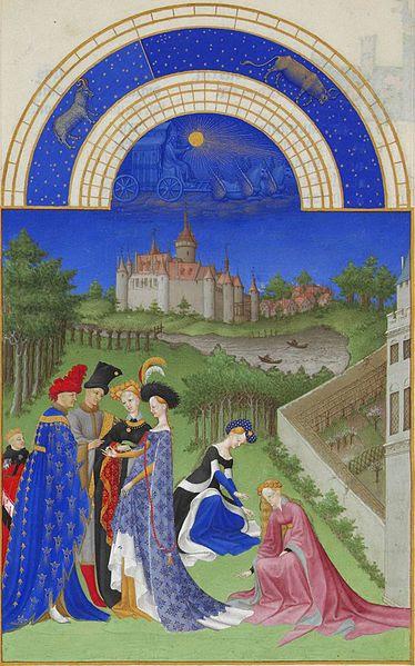 File:Les Très Riches Heures du duc de Berry avril.jpg