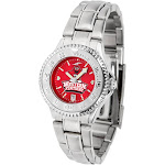 Western Kentucky Hilltoppers Competitor Steel AnoChrome Ladies Watch