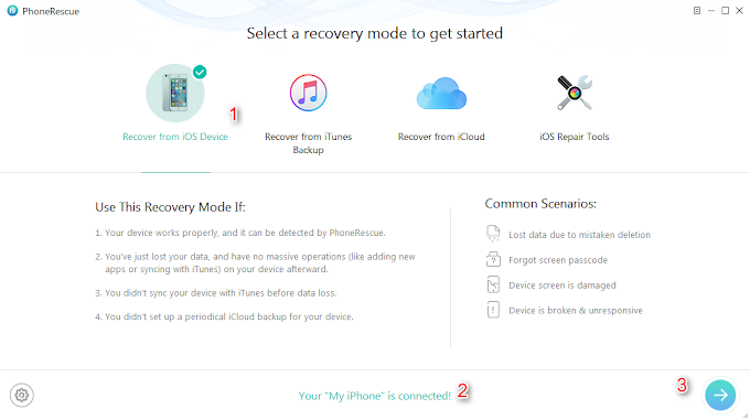 How to Fix iPhone X\/8\/7\/6s\/6 Attempting Data Recovery on iOS 11\/10