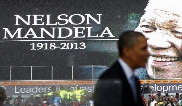 Nelson Mandela: Αθάνατος! Η Νότια Αφρική αποχαιρέτισε τον Μαντίμπα της