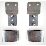 """2"""" Western Saddle Replacement Genuine Blevins Buckles USA By Hill Leather Company"""