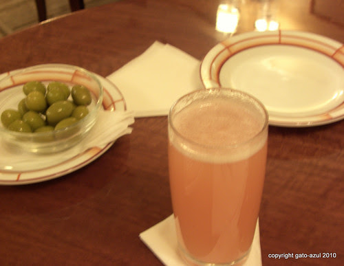 Venice - Bellini At Harry's Bar (priceless at 15 euros)