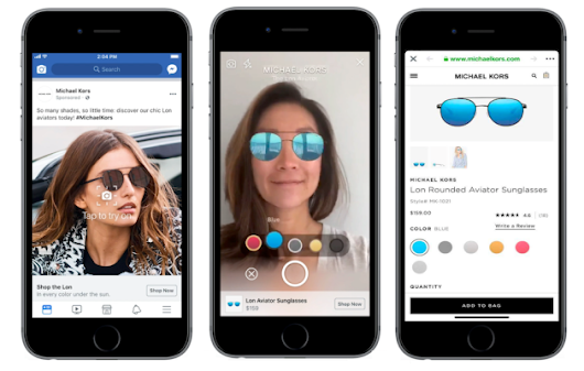 Facebook is testing augmented reality ads in the News Feed – TechCrunch