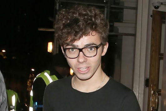 Nathan Sykes (The Wanted), comes out