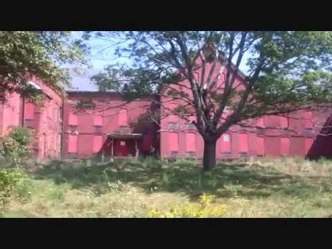 Medfield State Hospital Story & Tour Shutter Island Location - YouTube