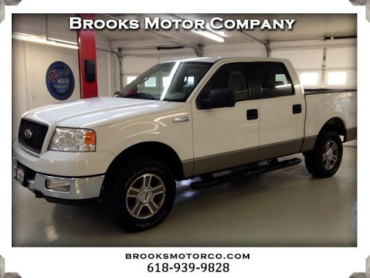 Used 2005 Ford F-150 for Sale in St Louis MO 63129 Brooks Motor Company