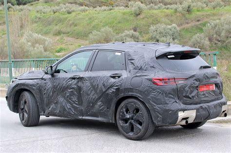 Infiniti QX50: Nissan?s Audi Q5 rival for 2018 by CAR Magazine
