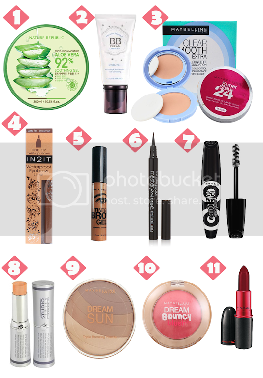 What's in my Makeup Bag? - Frugality on Fleek