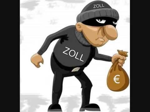 """Krimineller der Firma """"Hauptzollamt"""" versucht illegal(e) Steuern einzutreiben"""