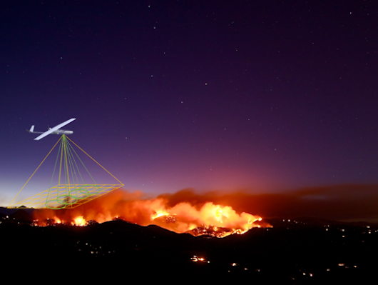 NOAA picks Black Swift's drones to collect wildfire data - BizWest