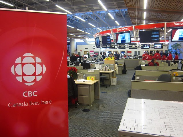 Cbc Open House X Food Bank Day Rick Chung Vancouver Journal