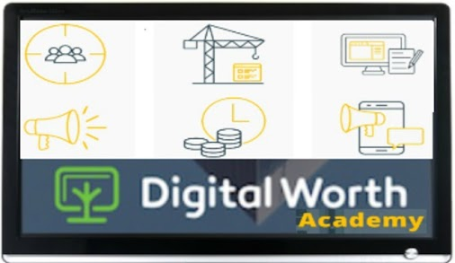 Digital Worth Academy Review  People told me #digitalworthacademy an #affiliatetraining program created...