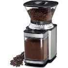 Cuisinart Supreme Grind Automatic Burr Mill, Silver/Black