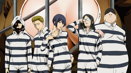 """Prison School"" Live Action TV Drama Coming this October - Anime Power LevelAnime Power Level"