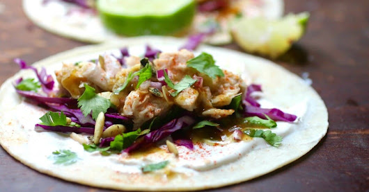 Easy Tuna Tacos Are a Quick Weeknight Dinner