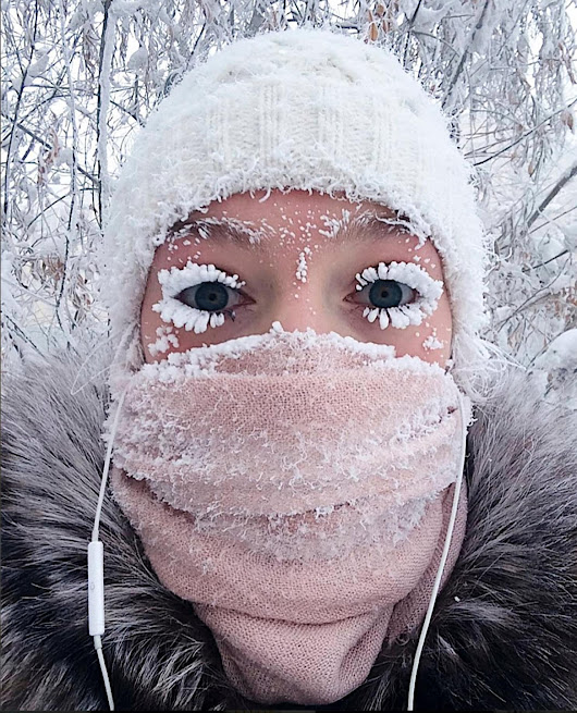 Oymyakon, Siberia: The coldest village on Earth where eyelashes freeze and temperatures sink to -88F - The Washington Post