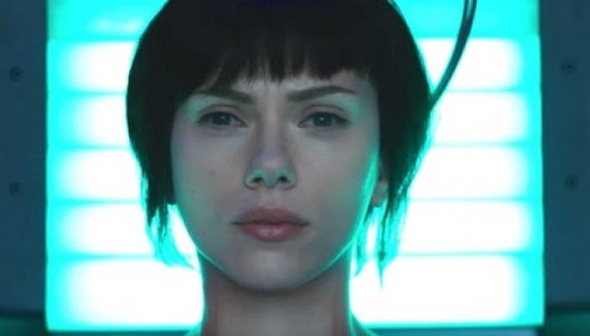 Ghost in the Shell (2017) Official Trailer - Scarlett Johansson