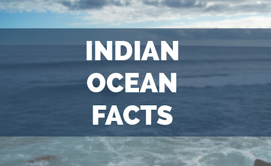 40 Facts About the Indian Ocean | The 7 Continents of the World