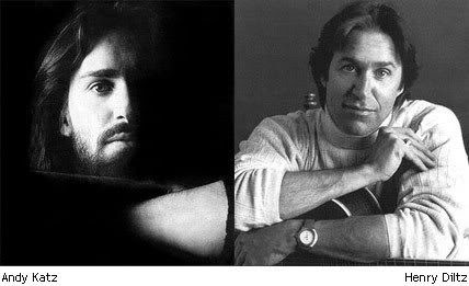 Dan Fogelberg, circa 1977 and 2001