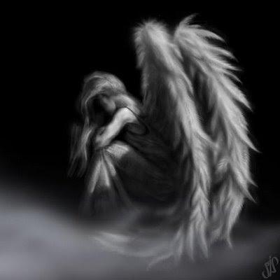 sad angel graphics sad lonely photos