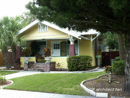 Bungalow Style Homes | Craftsman Bungalow House Plans | Arts and ...