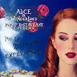 Alice in wonderland pop up - Saturday 25th April