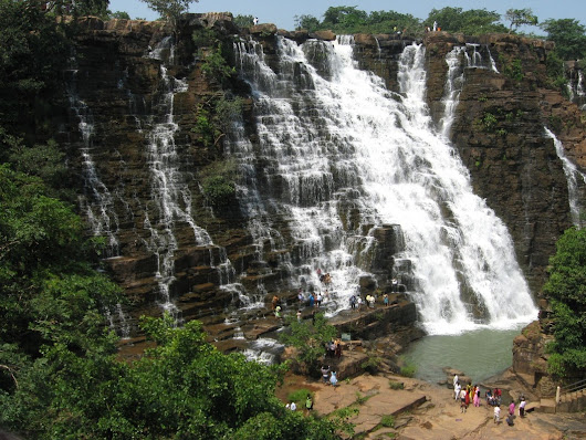 Tirathgarh Falls, Chhattisgarh - A Paradise on Earth