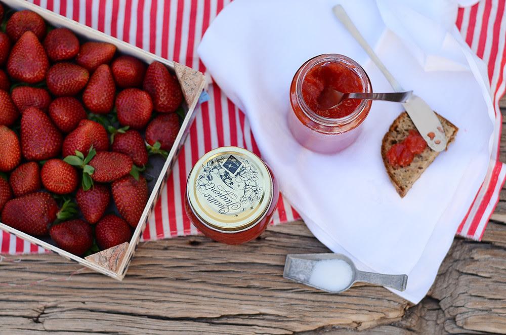 Strawberry & Ginger Marmelade