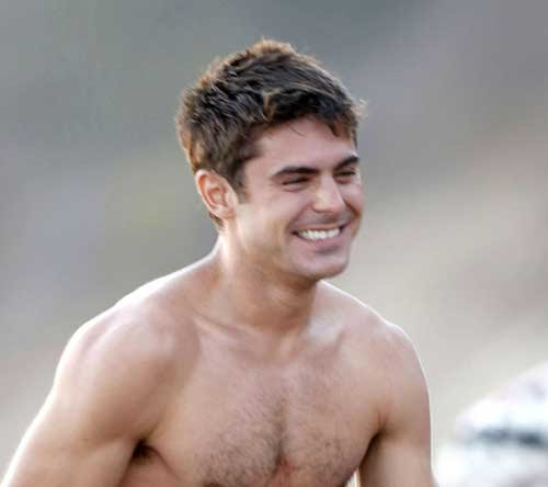 Best Zac Efron Hairstyle Pics Popular Hairstyle