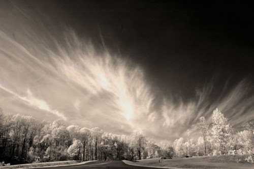 Awesome Digital Infrared Photography Images