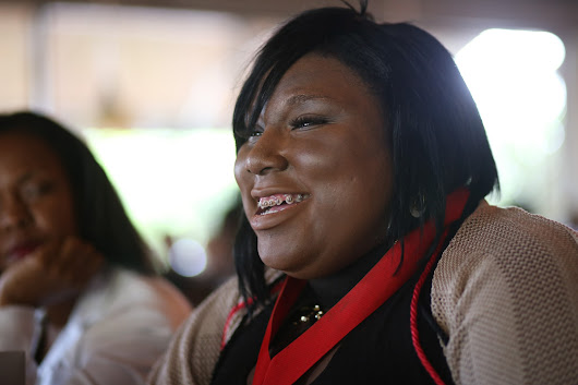 For Trayvon Martin's friend Rachel Jeantel, a 'village' of mentors trying to keep her on track
