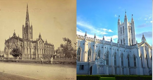 16 Then And Now Photographs Of The Great City Of Kolkata