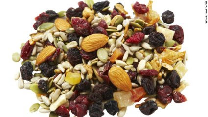 National Trail Mix Day and Enjoy