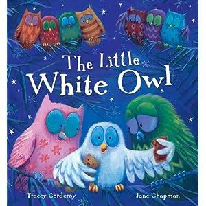 Little White Owl