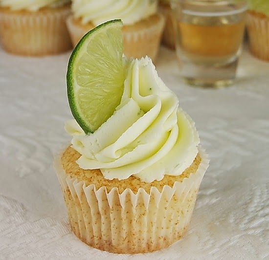 "margarita cupcakes   ""These Look Amazing.,Yummy and Delicious!"" ."