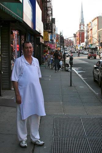Sal on Manhattan Ave.