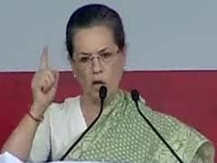 'Some Take Pleasure Mocking Bihar': Sonia Gandhi on PM Modi's DNA Remarks