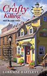 A Crafty Killing by Lorraine Bartlett