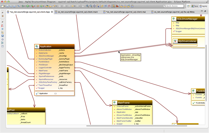 Generate Class Diagram From Java Code Eclipse - Atkinsjewelry