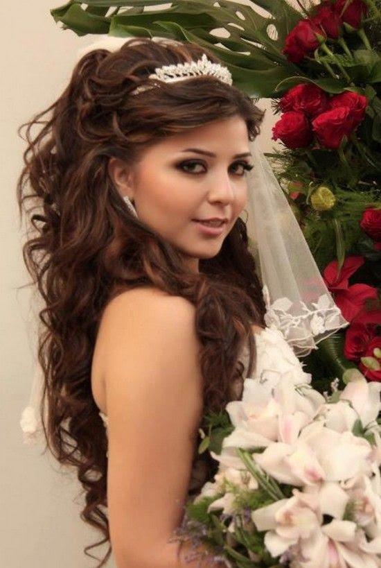 Wedding Hairstyles Open Hair   Best Wedding Hairs