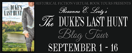 The Duke's Last Hunt Blog Tour: Giveaway for a Paperback Book (2 Winners)!