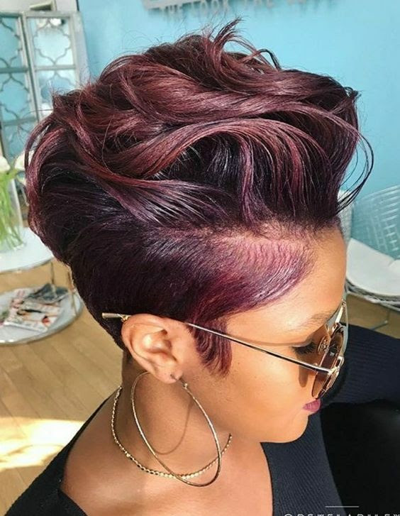 2018 Winter Hair Color Ideas for Black Women – The Style ...