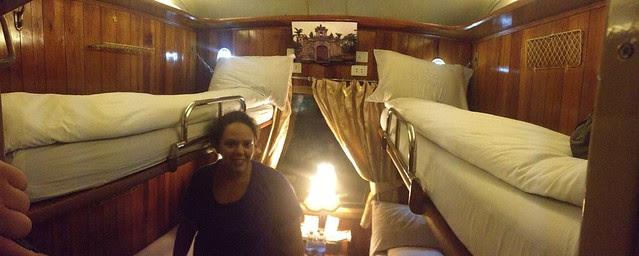 Hanoi to Lào Cai First Class Cabin