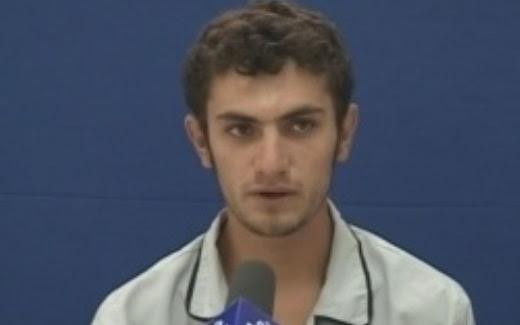 سامان نسیم، زندانی کرد ۲۰ ساله قرار است ۳۰ بهمن ماه اعدام شود.