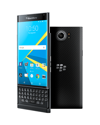 BlackBerry Priv: Is this the (An)droid you were looking for?