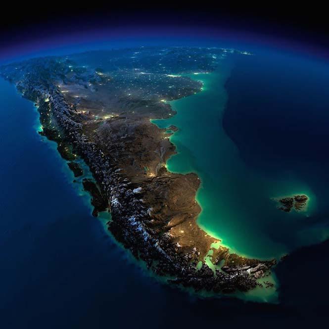 Εκπληκτικές νυχτερινές εικόνες της Γης (10)