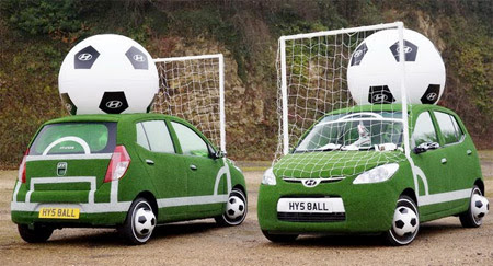 World Cup Cars