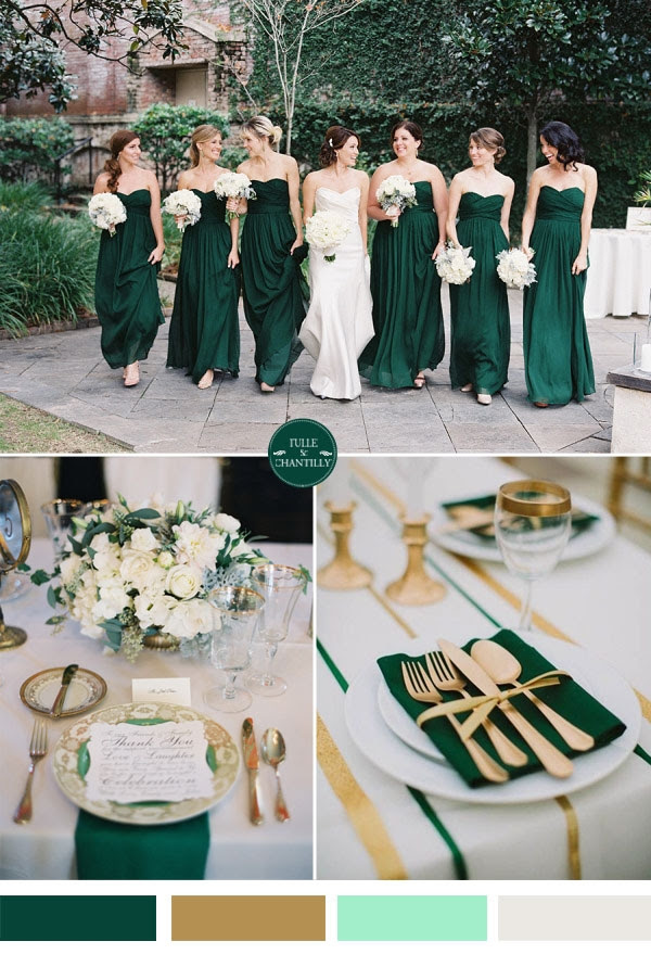 Fall Wedding Color Trends 2015-2016 | Fashion Trends 2016-2017